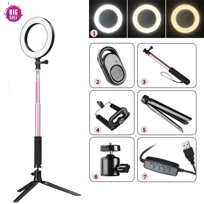 Photographic LED Light Kit