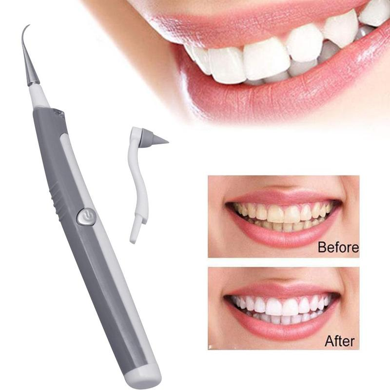 Dental Scaler Ultrasonic Tooth Stain & Plaque Remover